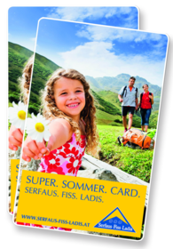 Super.Sommer.Card Serfaus-Fiss-Ladis